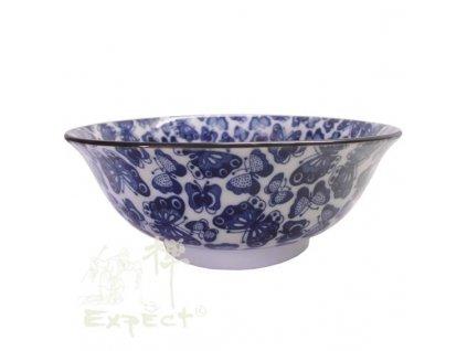 miska porcelánová Japan Blue Assorted 20,5cm D