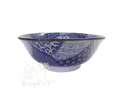 miska porcelánová Japan Blue Assorted 20,5cm E