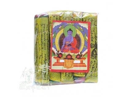 Tibetské motlitební praporky