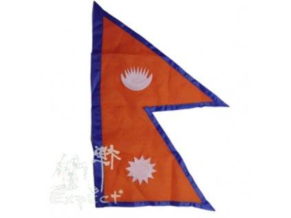 Státní vlajka Nepálu