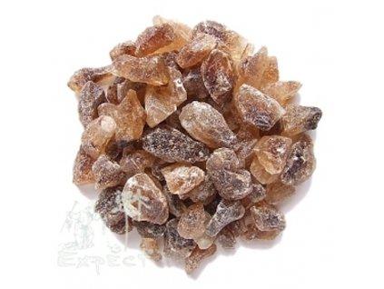 Cukr kandovaný hnědý krystaly/ rozvažovaný