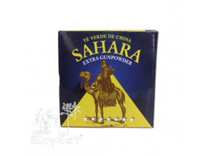 Zelený čaj Gunpowder Extra Sahara 400g