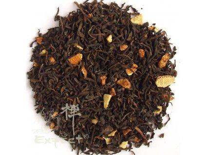 Čaj Pu Erh Espaňa_tmavý typ