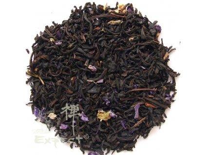 Aromatizovaný čaj Švestkový krém black
