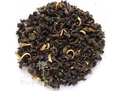 Aromatizovaný čaj Orange Flower Oolong