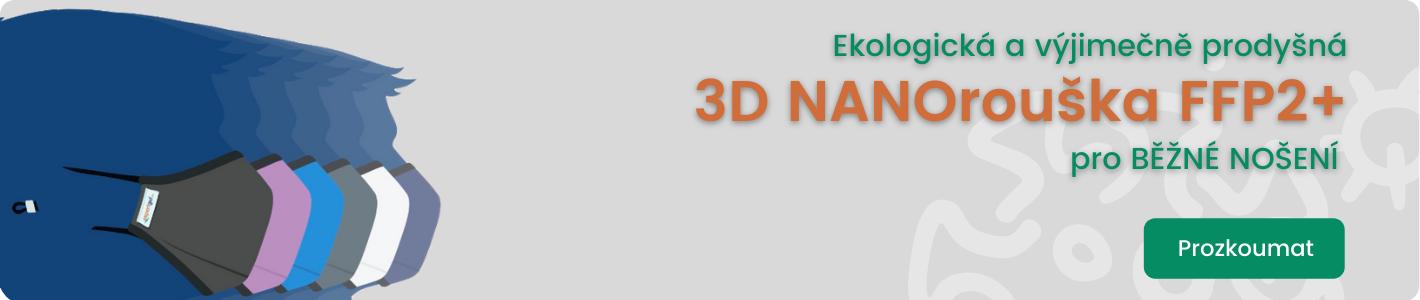 Nanoroušky Expertgel
