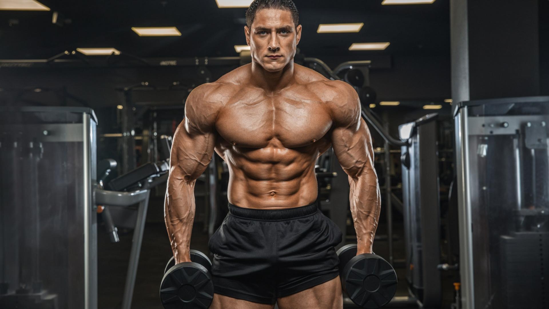 Podstata nabrání svalové hmoty