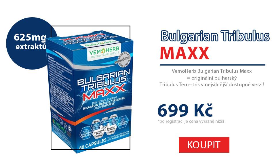 Tribulus Maxx NOVINKA!