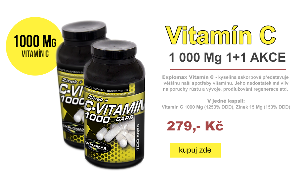Explomax Vitamin C 1000mg