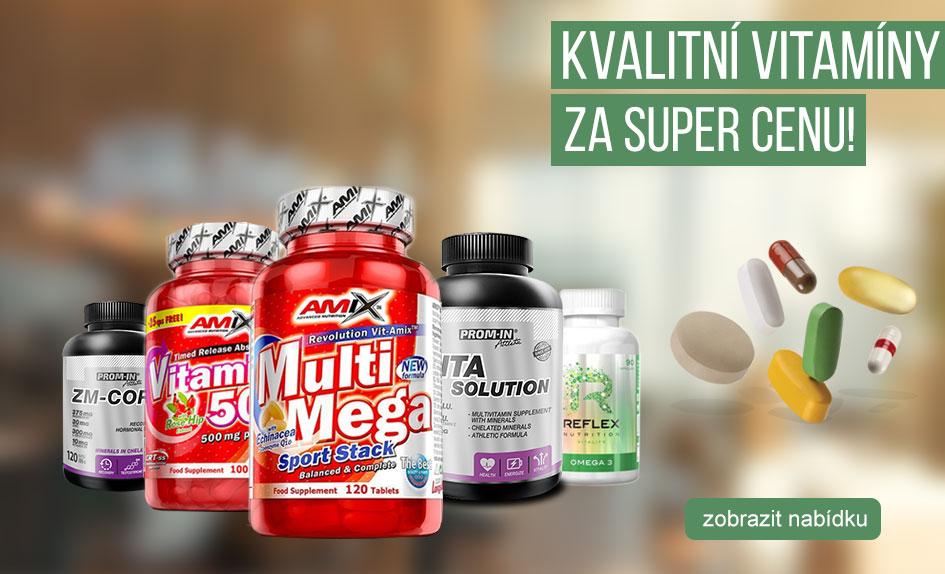 Vitamíny za super cenu!