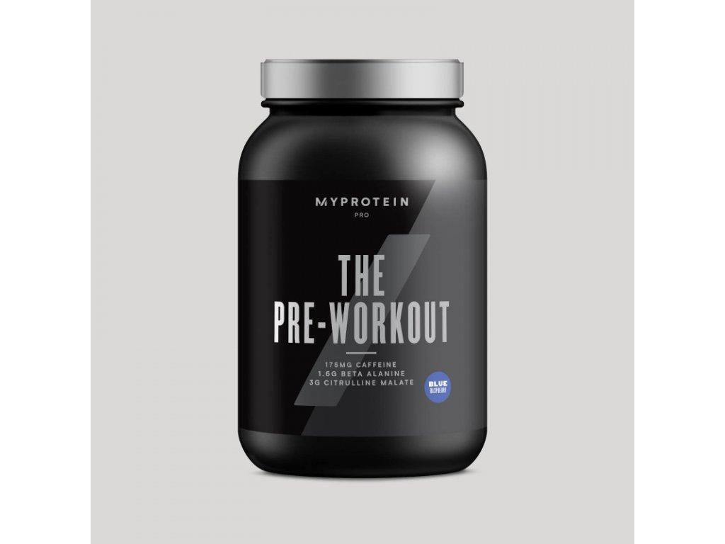 myprotein the pre workout