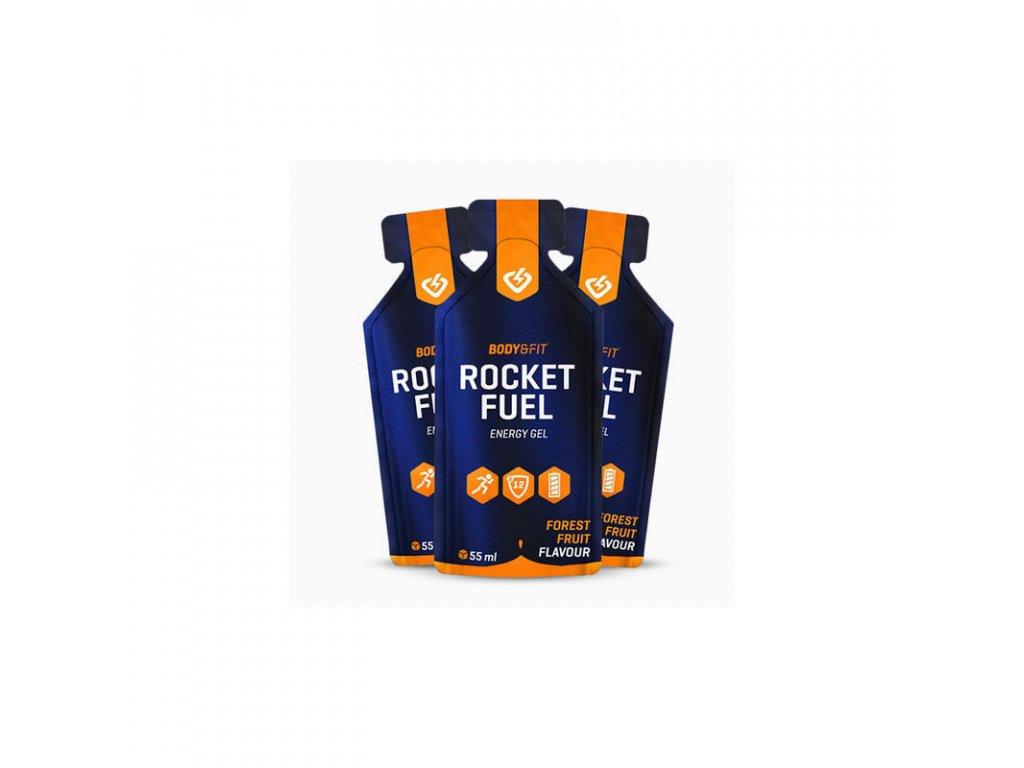 body fit rocket energy gel