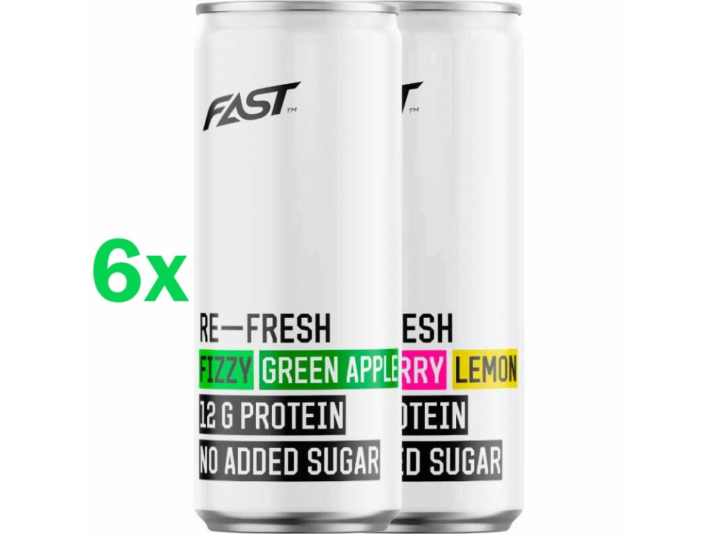 fast re fresh protein drink