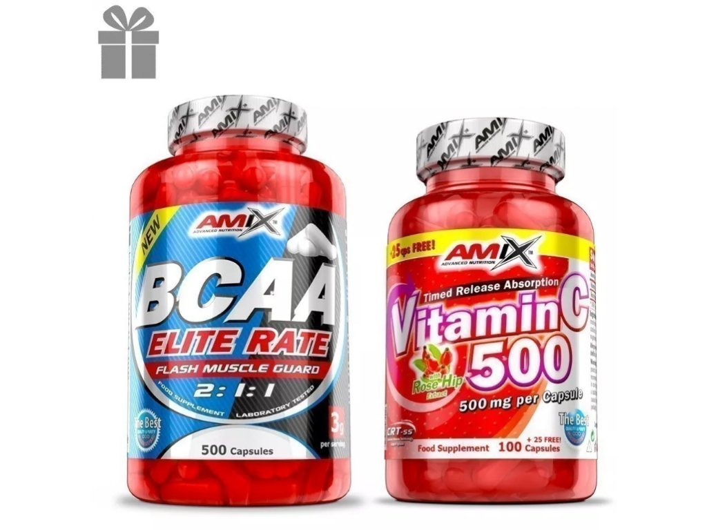 bcaa elite rate vitamin C