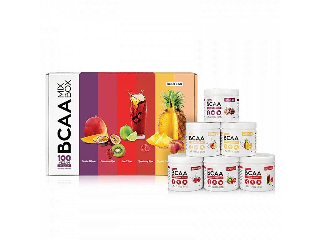 BCAA mix box 6stk p