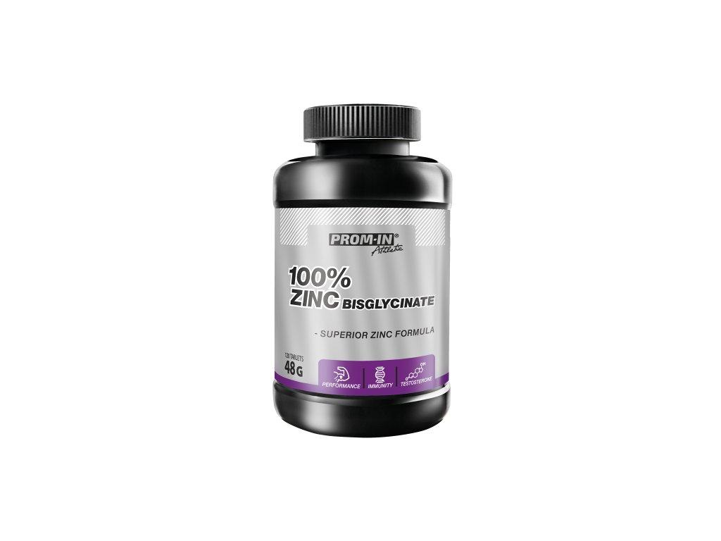 Prom-IN 100% Zinc Bisglycinate 120 kapslí