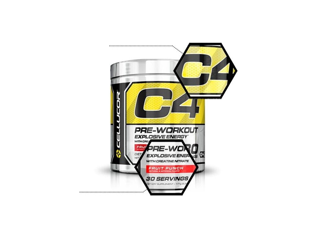 Cellucor C4 G4 Pre-Workout 195g