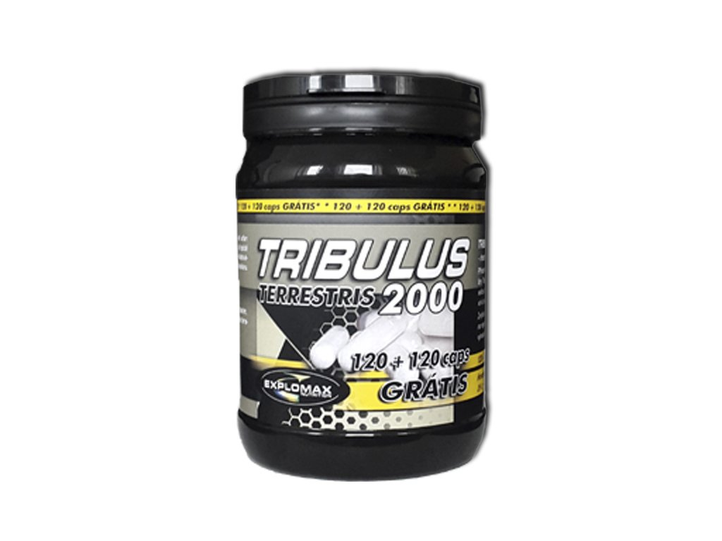 Explomax Tribulus Terrestris 2000 120kps + 120kps