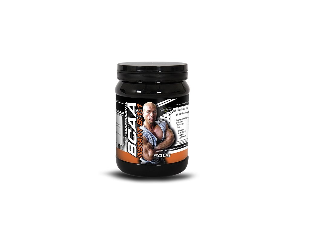 Explomax Instant BCAA 8:1:1 Professional 500g