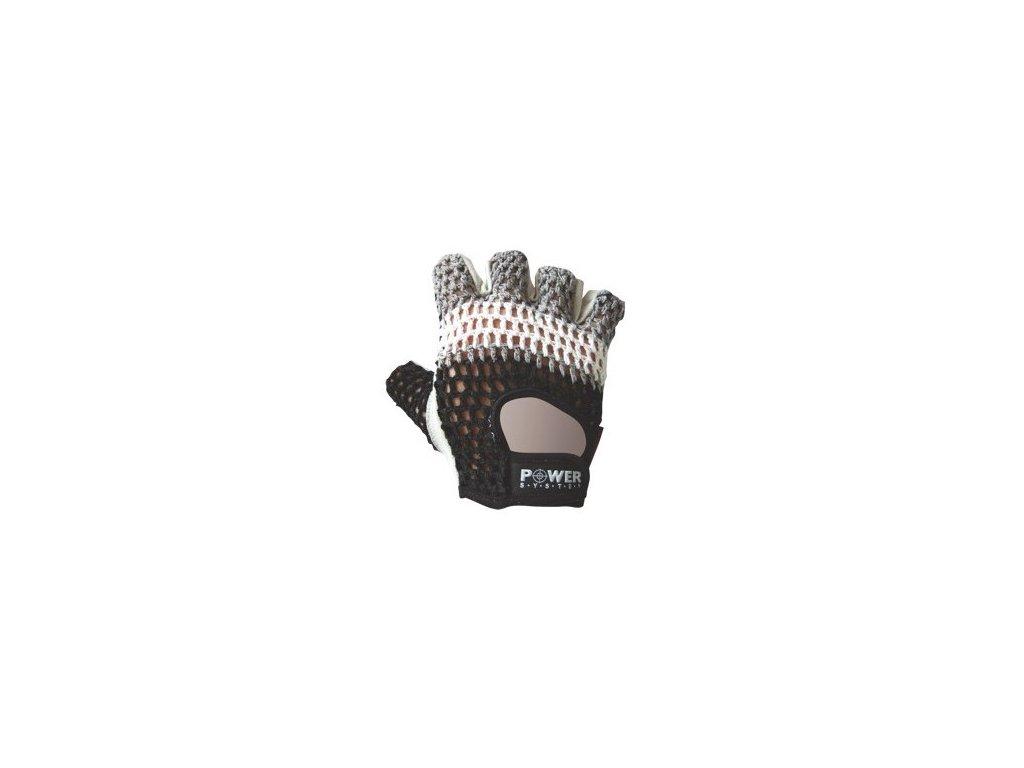 power system pletene fitness rukavice basic ps 2100