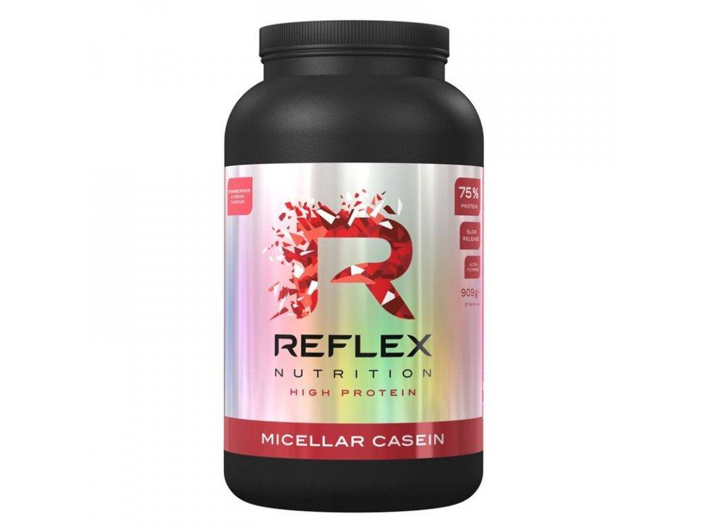 MicellarCasein909g jahoda Reflex 4
