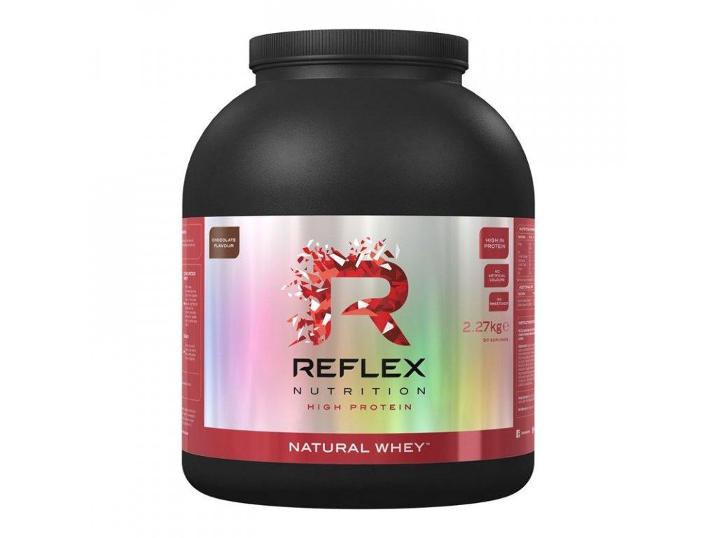 NaturalWhey2,27kgNEWDESIGN Reflex 1