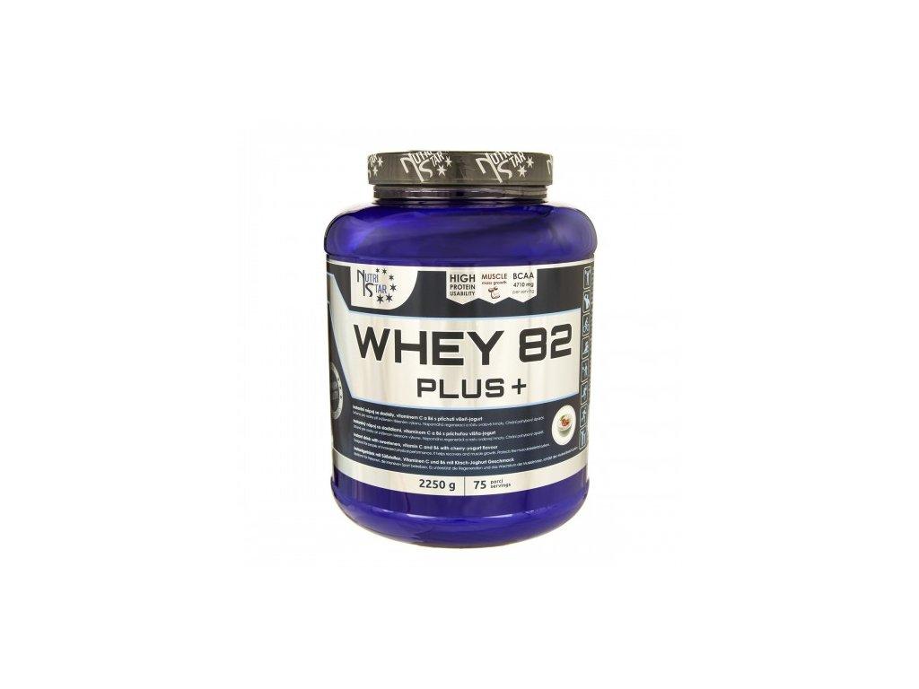 Nutristar Whey plus 82 2250 g