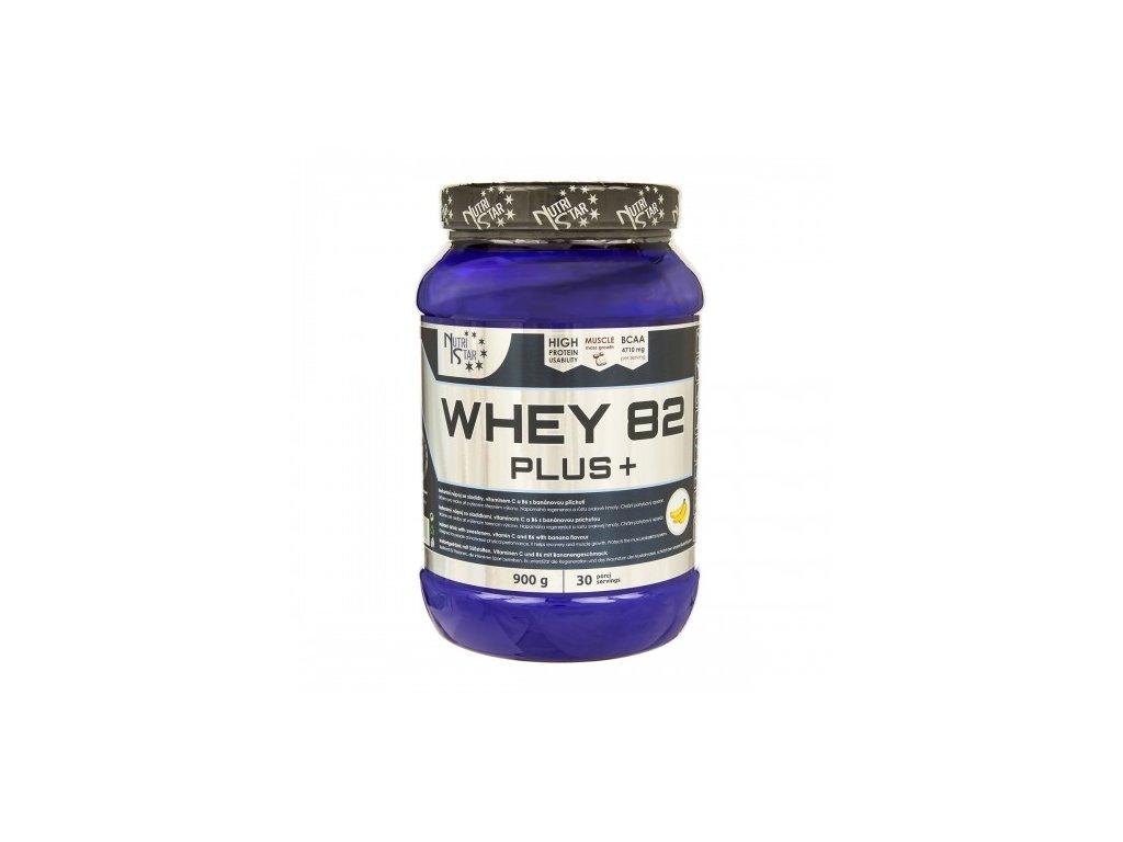 Nutristar Whey plus 82 900 g