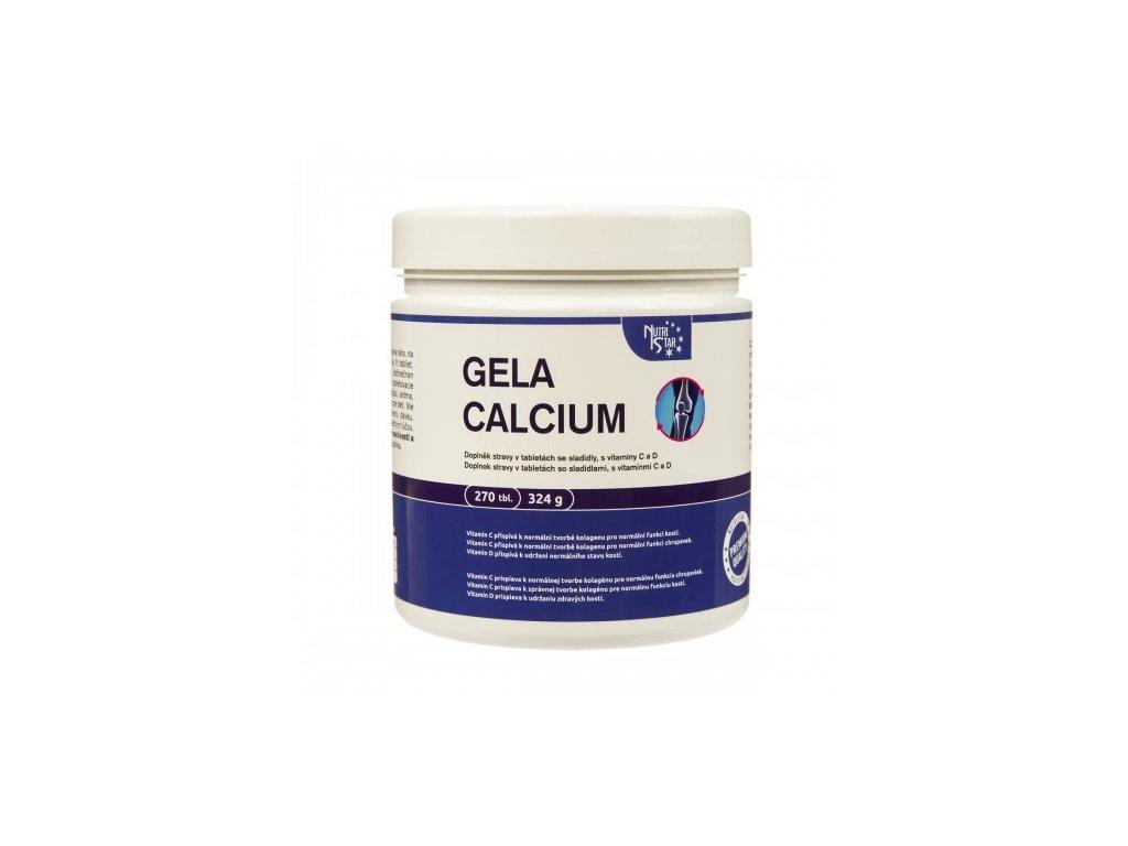 Nutristar Gela Calcium 270 tbl.