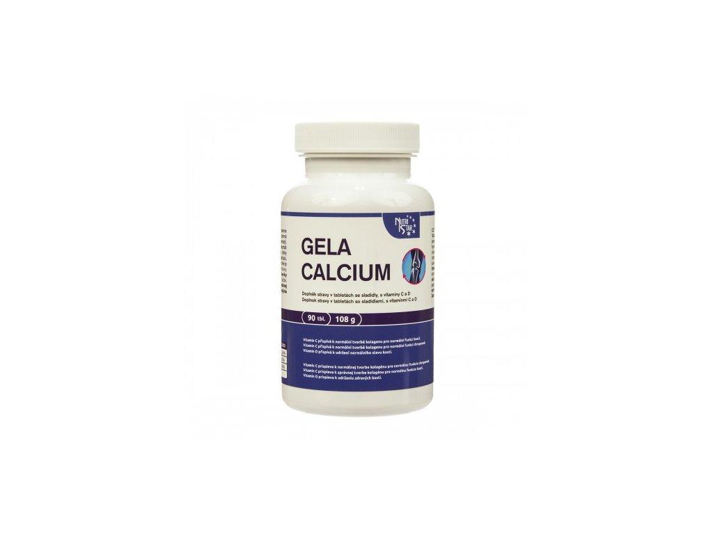 Nutristar Gela Calcium 90 tbl.