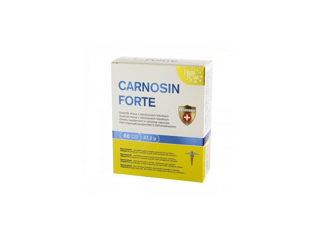 NutriStar CARNOSIN FORTE 60 TOBOLEK