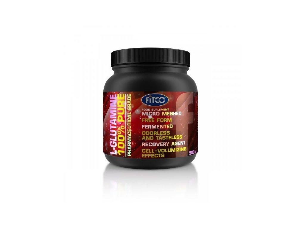 FITCO® L GLUTAMIN PURE 500 g