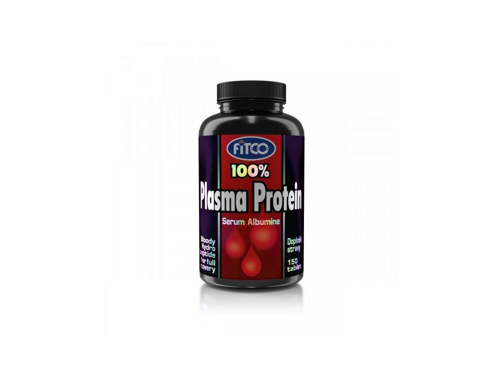 Fitco Plasma Protein 150 tablet
