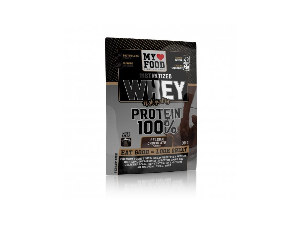 My Food 100% Whey Protein 30 g