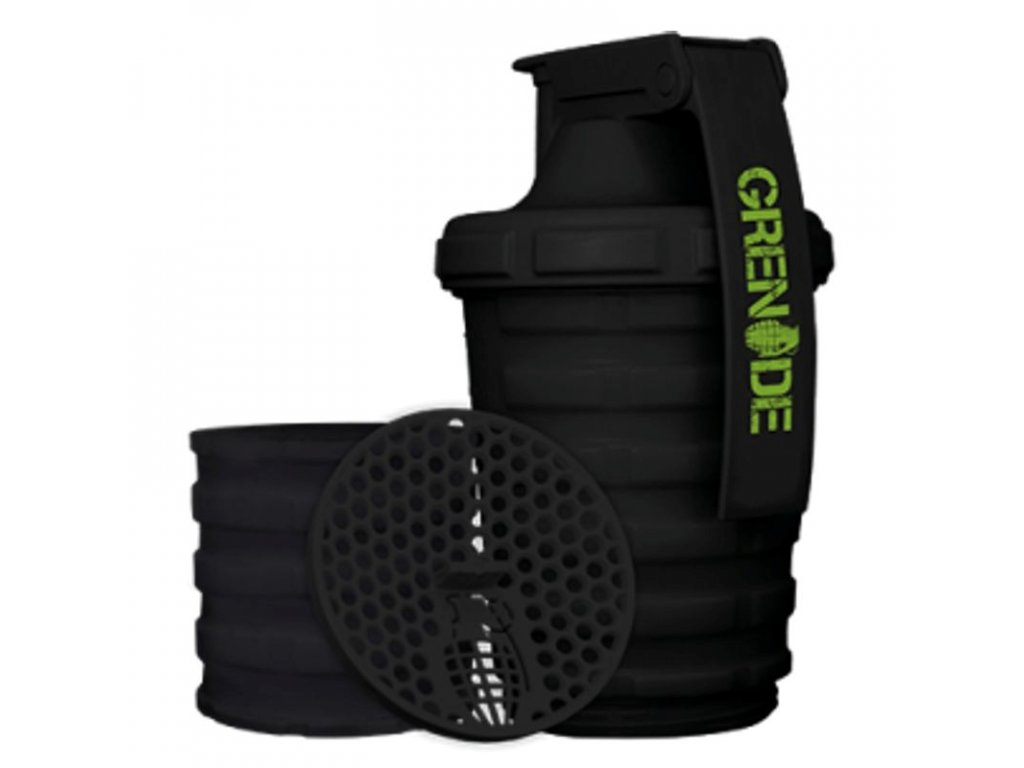 ShakerBlack Grenade