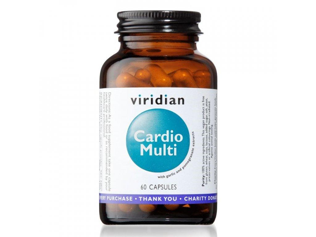 CardioMulti60cps viridian