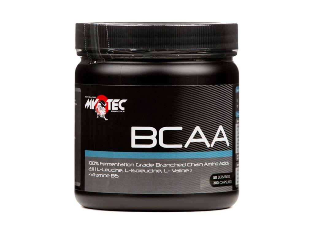 BCAA 300 kapslí  + ZDARMA tester produktu (protein, nakopávač, tyčinka)