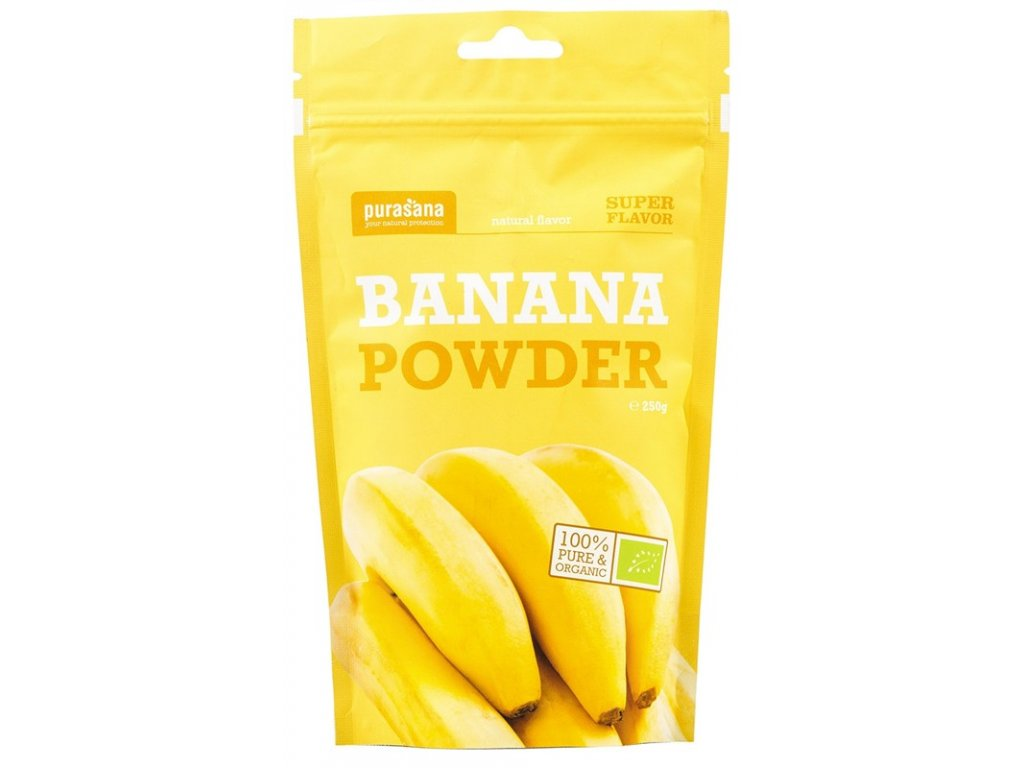 Banana Powder BIO 250g