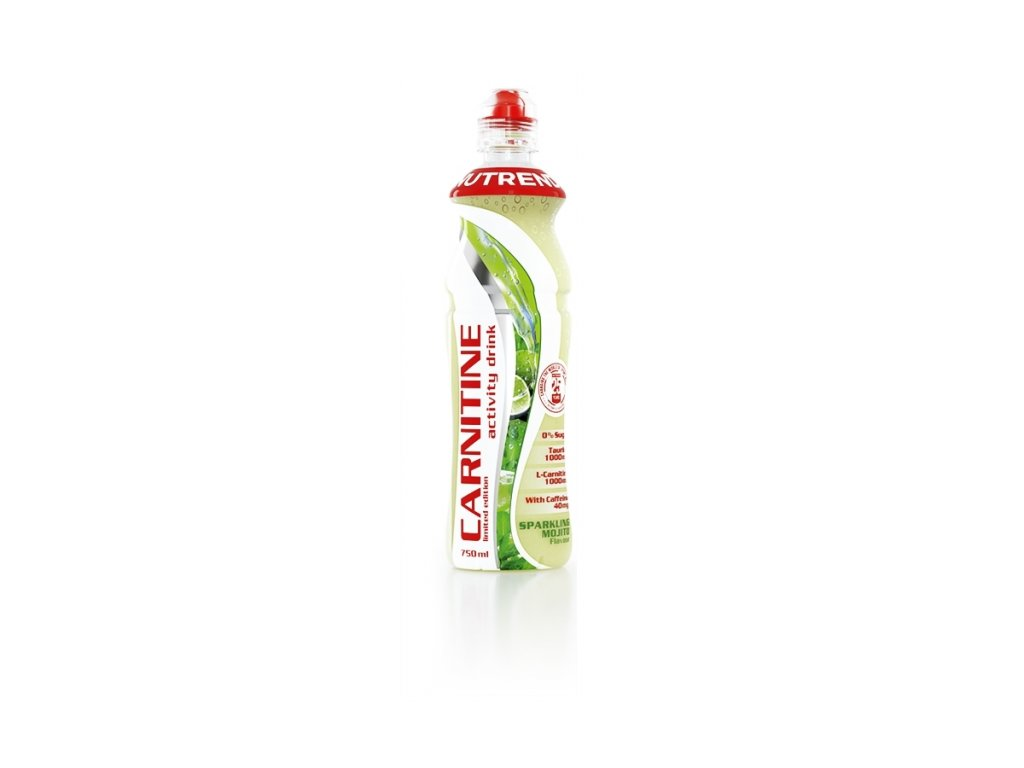 carnitine activity drink with caffeine mojito