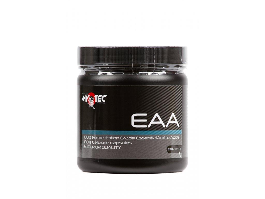 EAA 240 kapslí  + ZDARMA tester produktu (protein, nakopávač, tyčinka)