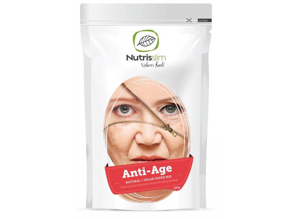 Anti-Age Supermix 125g  + ZDARMA tester produktu (protein, nakopávač, tyčinka)