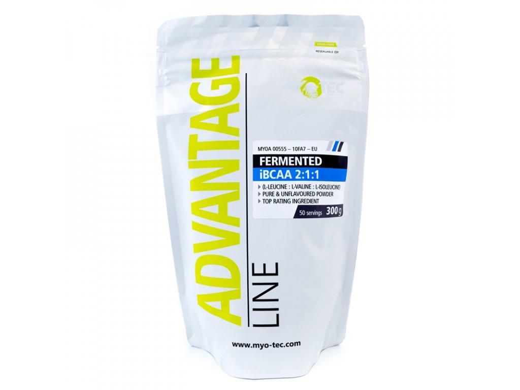 Fermented iBCAA 2:1:1 300g  + ZDARMA tester produktu (protein, nakopávač, tyčinka)