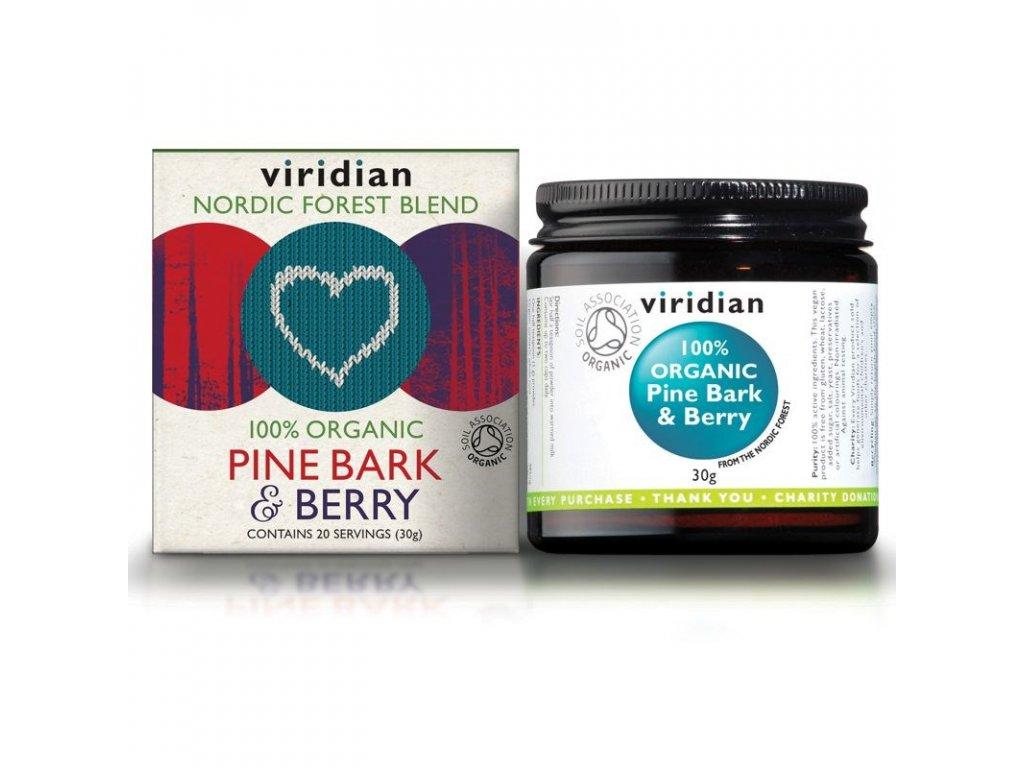 Pine Bark & Berry 30g Organic
