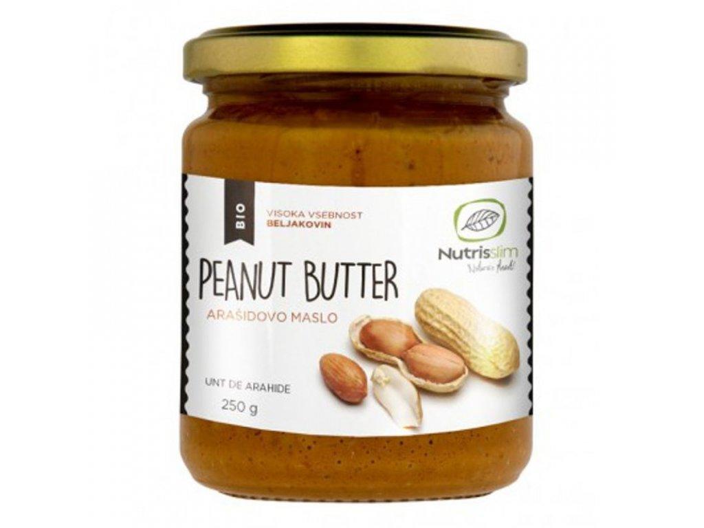 Peanut Butter Bio 250g
