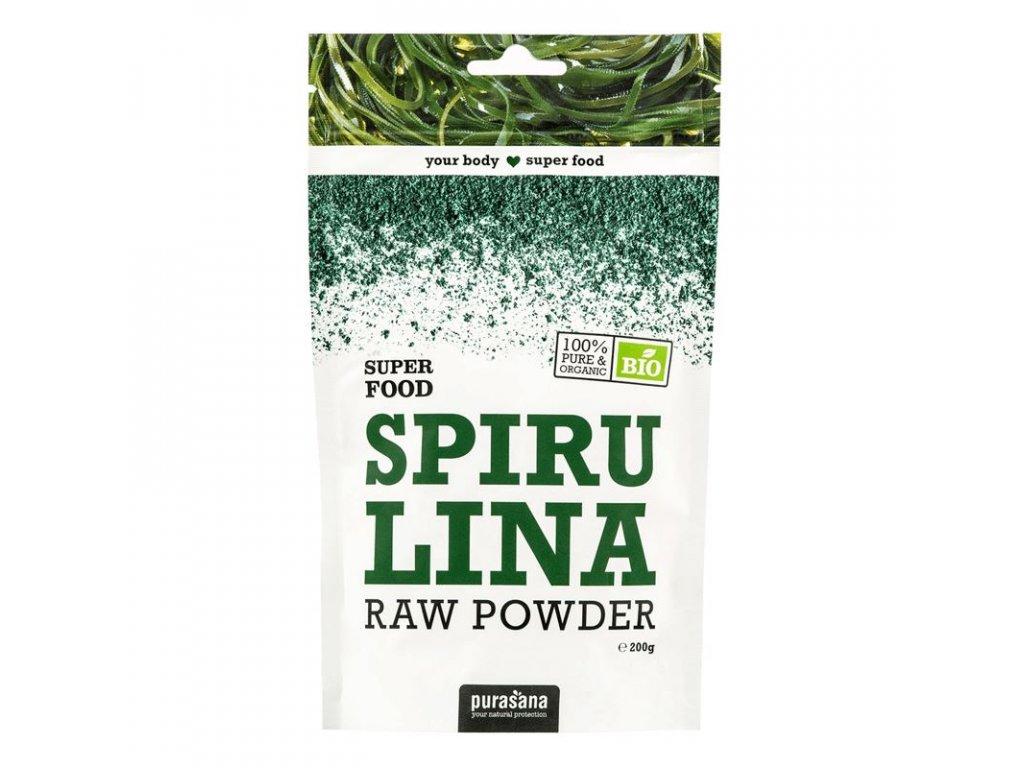 spirulina powder bio 200 g