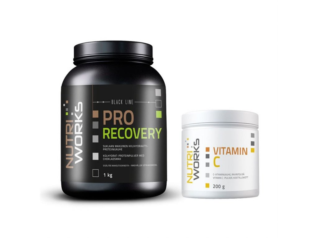Pro Recovery 1kg coko vitaminC zdarma