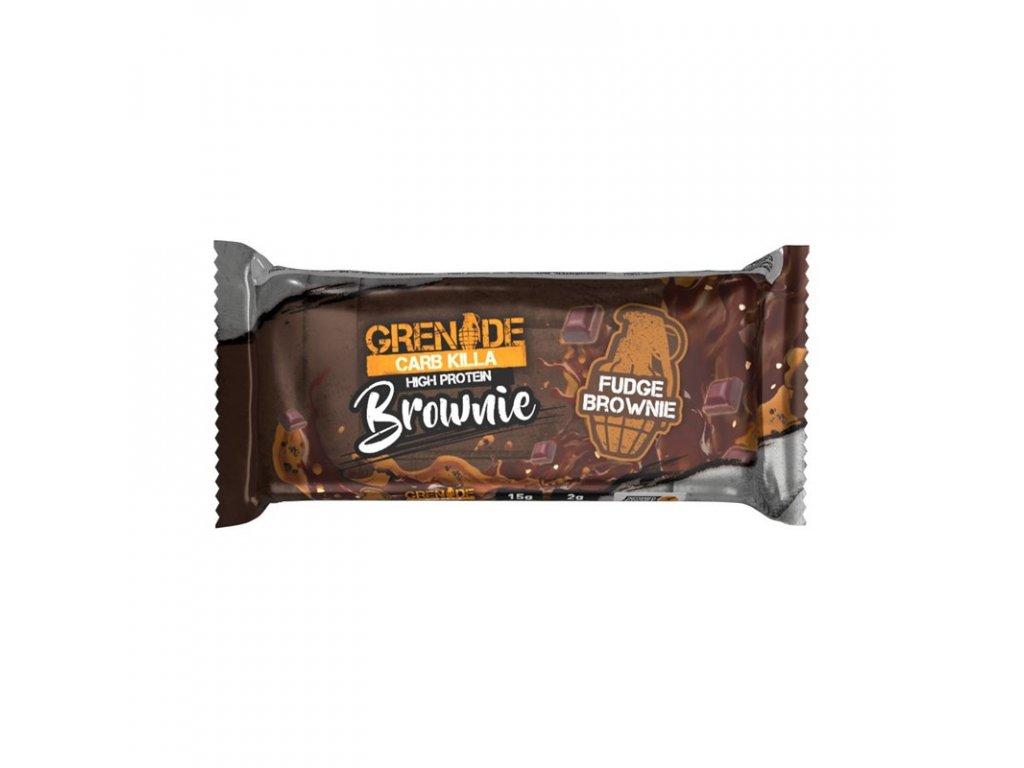 Carb Killa Brownie 60 g čokoláda