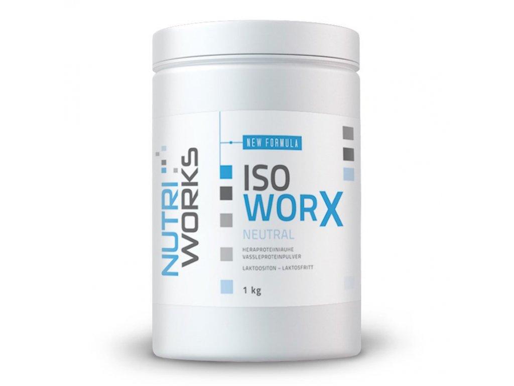 IsoWorx(Neutral)1kgNewFormula NW