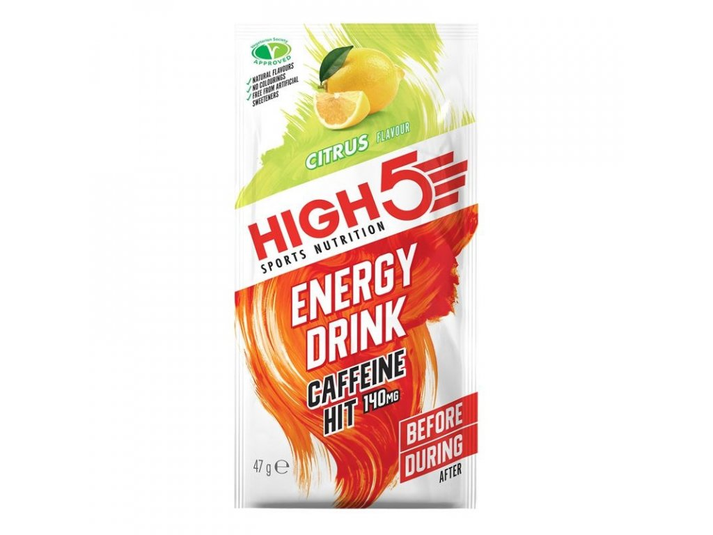 Energy Drink Caffeine Hit 47g citrus