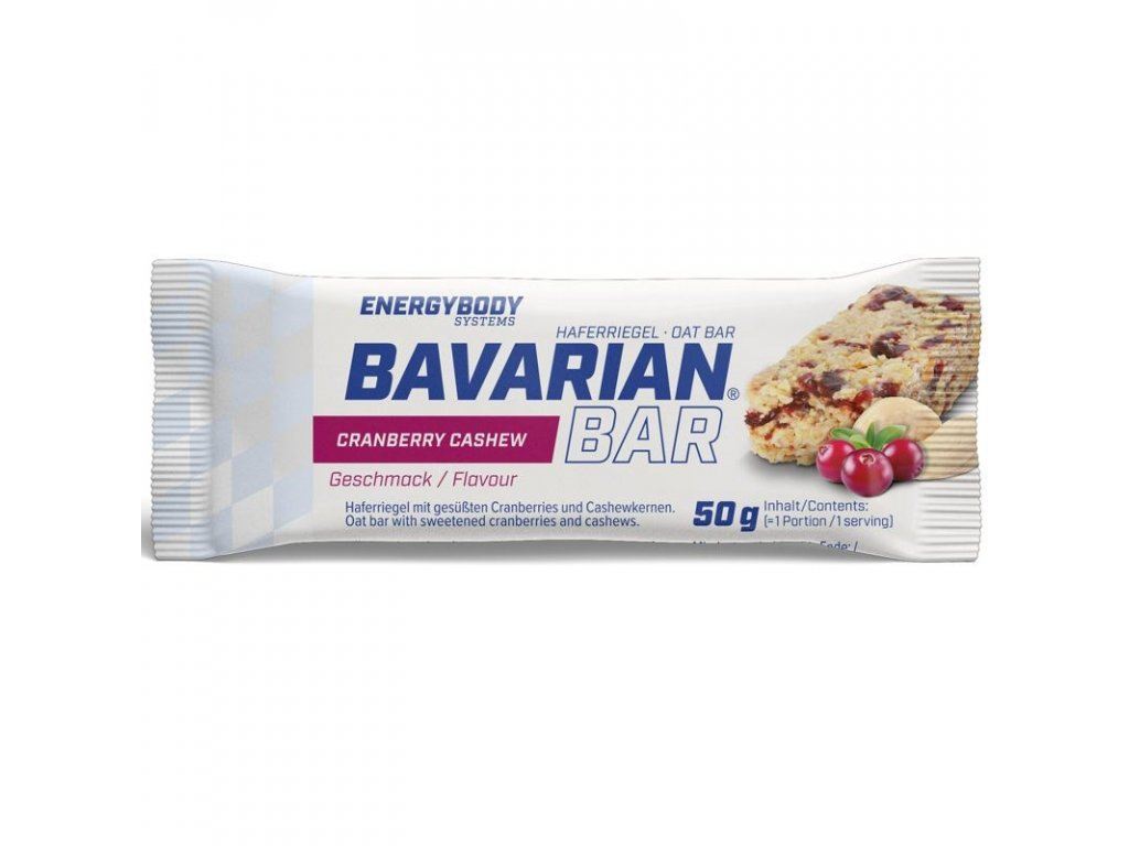 Tyčinka Bavarian Bar 50g